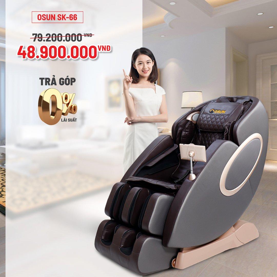 Ghế Massage Toàn Thân OSUN SK-66