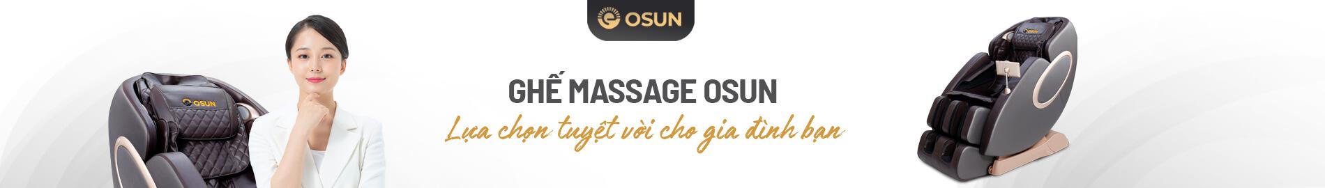Sản phẩm - Ghế Massage Osun